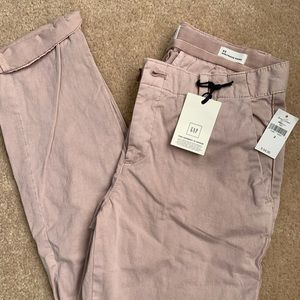 Gap Women's Pants - Size 2 Chino Lavender Pants